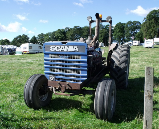 Tractor Chassis Design : Scania tractor news from lorryspotting