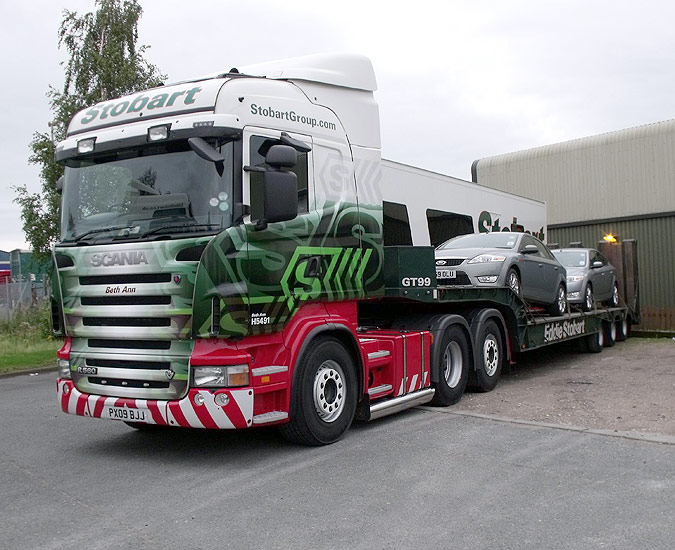 Flatbed Car Transport Uk