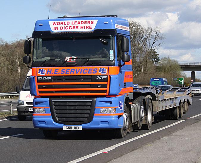 h e services fleet request sent   news from lorryspotting