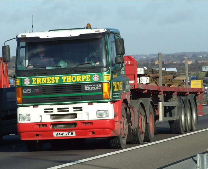 Ernest Thorpe Fleet Added To The Database News From