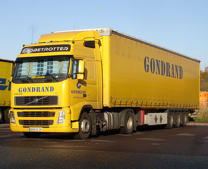 Gondrand French Added To Euro Section News From