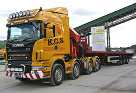 UKs biggest database of lorries